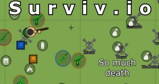 Surviv.io Chrome Bot