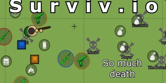 Surviv.io Chrome Bot