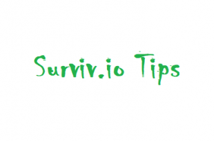 Surviv.io Tips