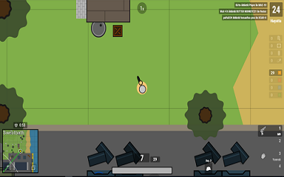 Surviv.io Unblocked Game