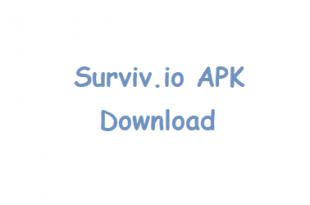 Surviv io APK Download