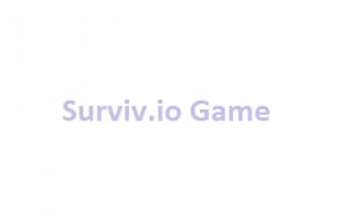 Surviv.io Game