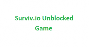 Surviv.io Unblocked Game